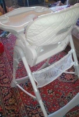 Детский стул для кормления. Фото 2. Лесной Городок.