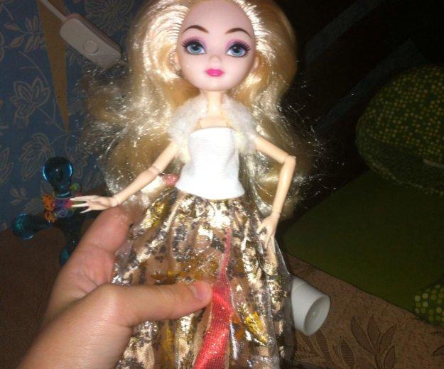 Кукла эвер афтер хай продаю срочно. Фото 1. Ростов-на-Дону.