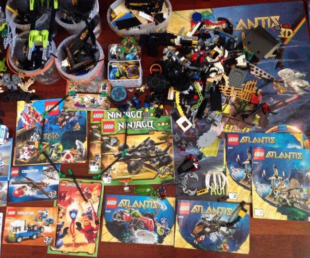 Лего 20 наборов. Фото 3.