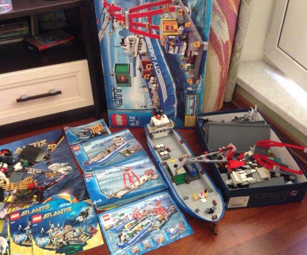 Лего 20 наборов. Фото 4.