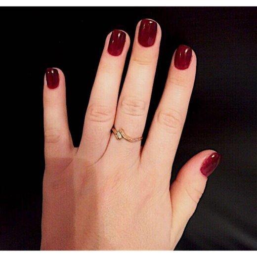Наращивание ногтей, покрытие своих ногтей гелем. Фото 1. Ульяновск.