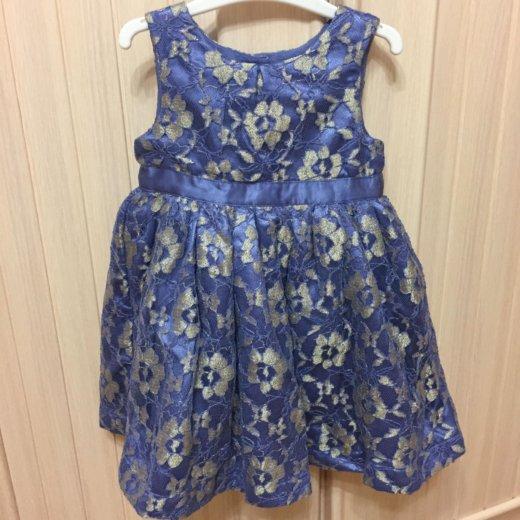 Продам платье на девочку. Фото 1.