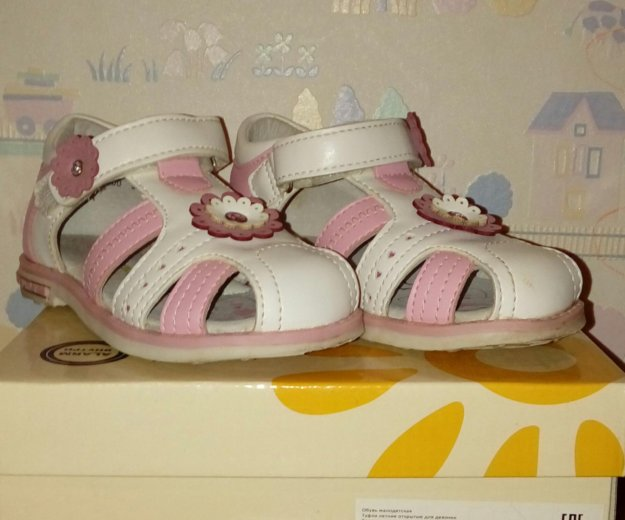 Туфли для девочки. Фото 2. Пушкино.