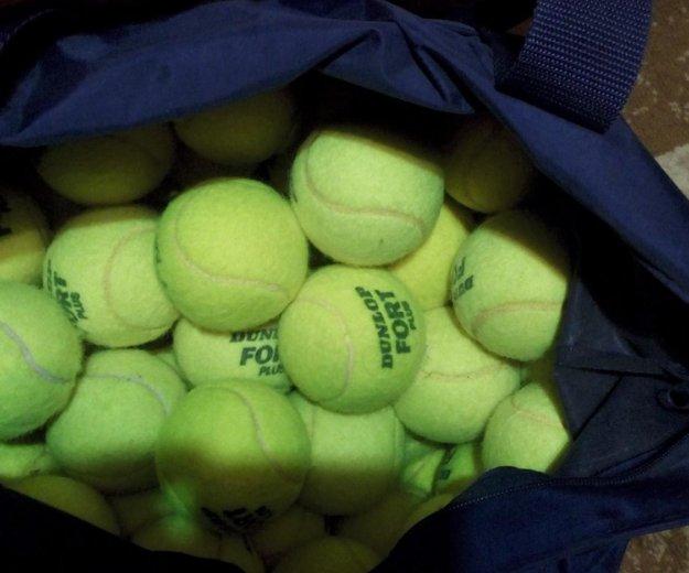 Теннисный мяч. Фото 3. Москва.