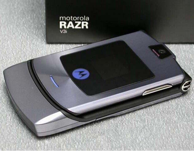 Motorola razr v3i. Фото 1. Ейск.