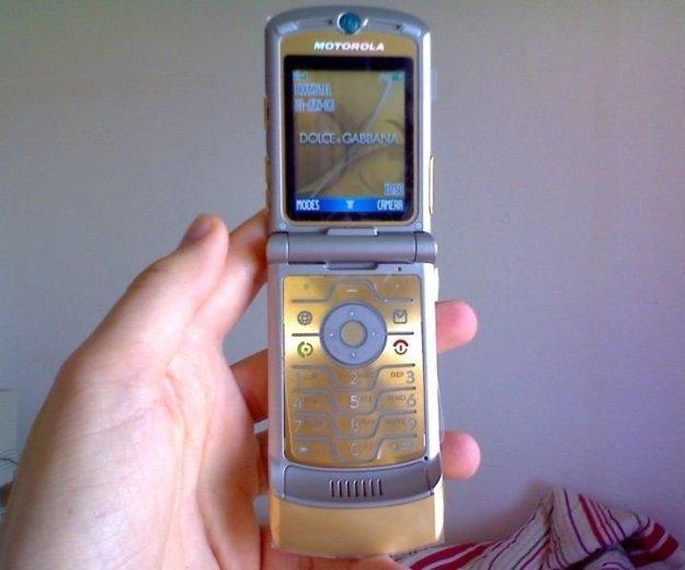 Motorola razr v3i. Фото 2. Ейск.