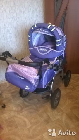 Детская коляска. Фото 1. Самара.