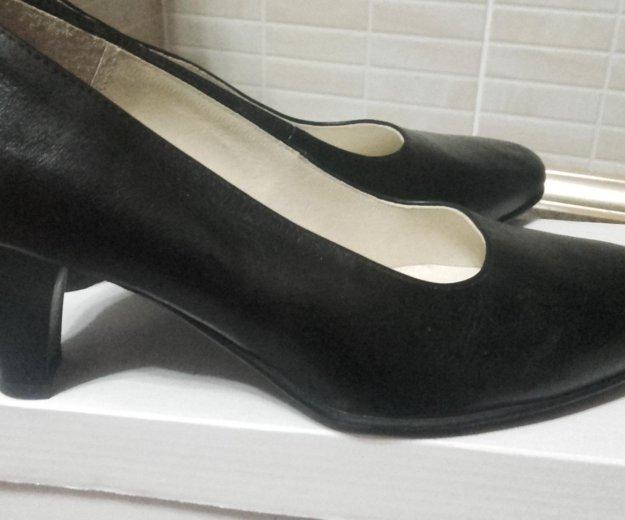 Туфли кожаные. Фото 1. Красногорск.