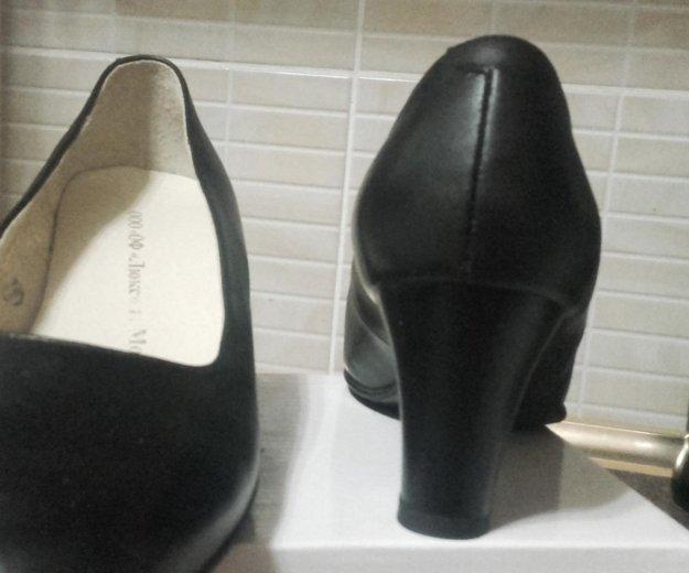 Туфли кожаные. Фото 2. Красногорск.