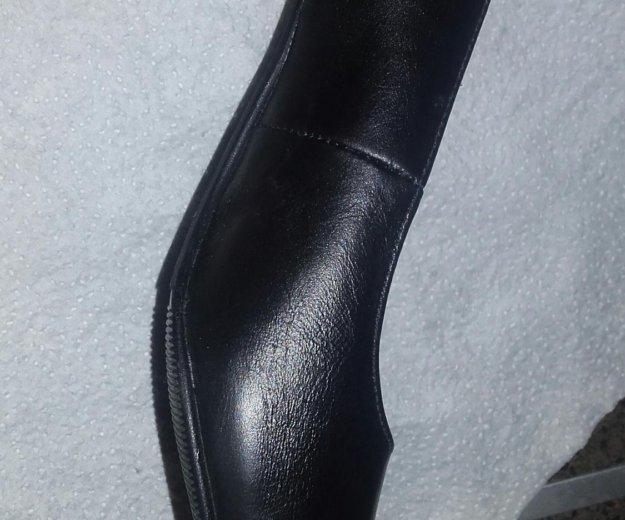 Туфли кожаные. Фото 3. Красногорск.