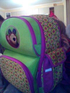 Рюкзак школьный б/у. Фото 2.