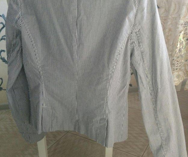 Пиджак серый. Фото 2. Щербинка.
