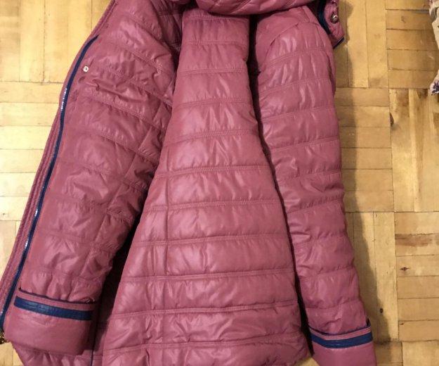 Куртка весенне-осенняя. Фото 2. Клин.
