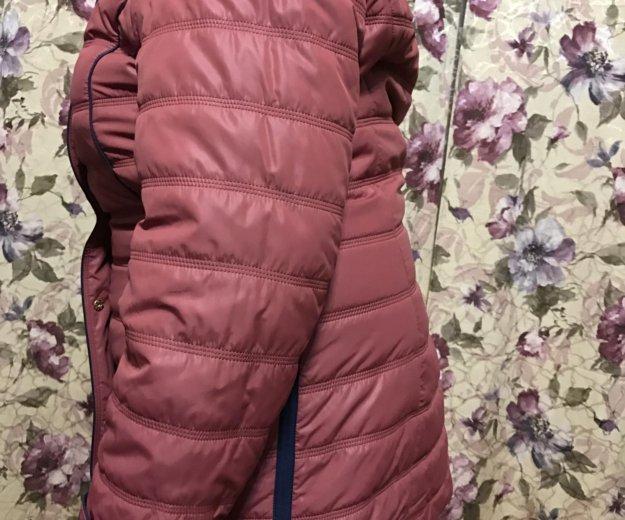 Куртка весенне-осенняя. Фото 4. Клин.