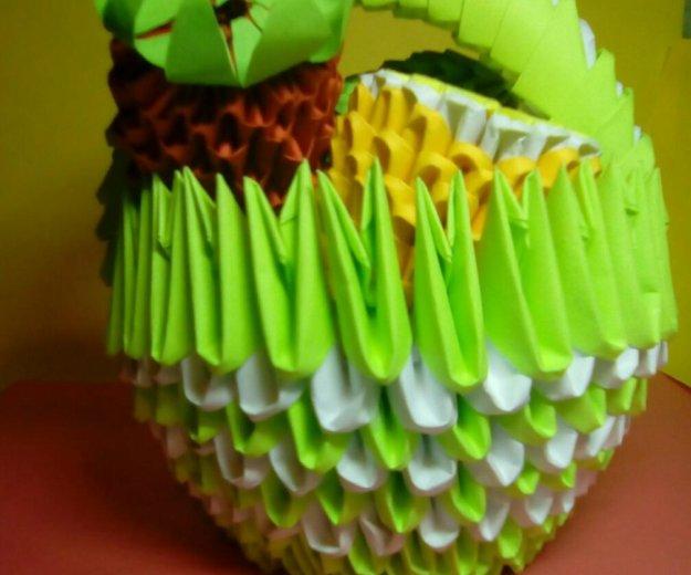 Корзинка с фруктами. Фото 1. Пенза.