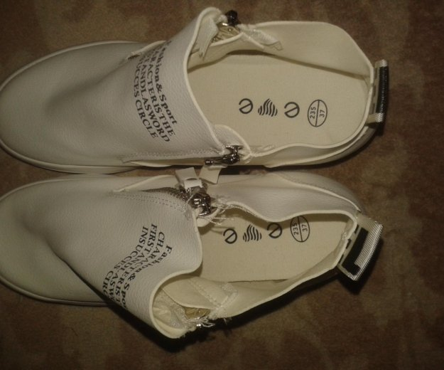 Ботинки. Фото 2.