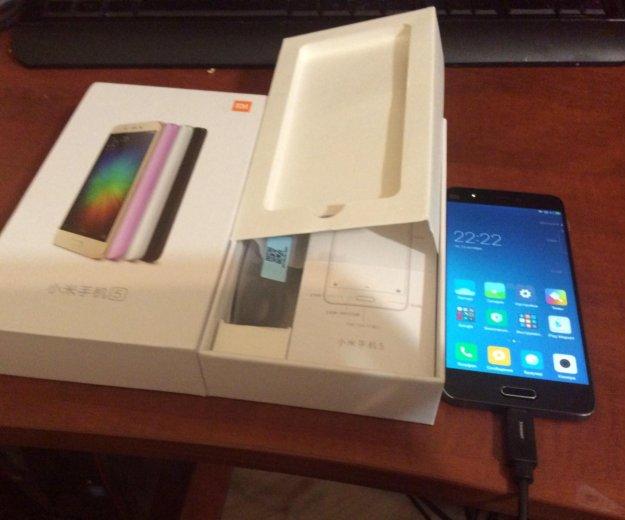 Xiaomi mi5 (ми5) 3+64 lte black. Фото 1. Екатеринбург.