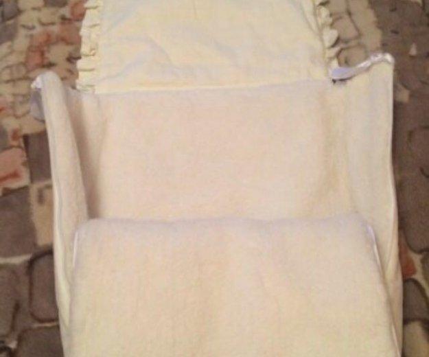 Конверт-одеялко на выписку. Фото 3. Электросталь.