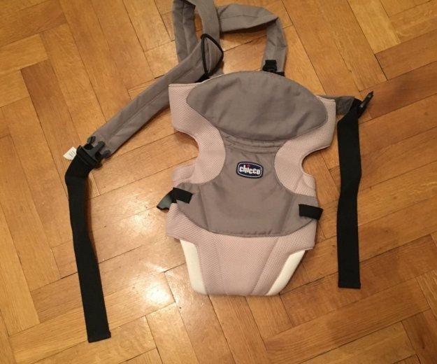Рюкзак переноска chicco от 0. Фото 1. Москва.