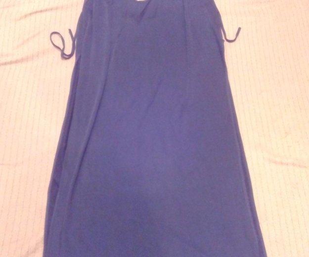 Платье с большим вырезом. Фото 1. Москва.