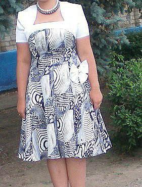 Платье. Фото 1. Кропоткин.