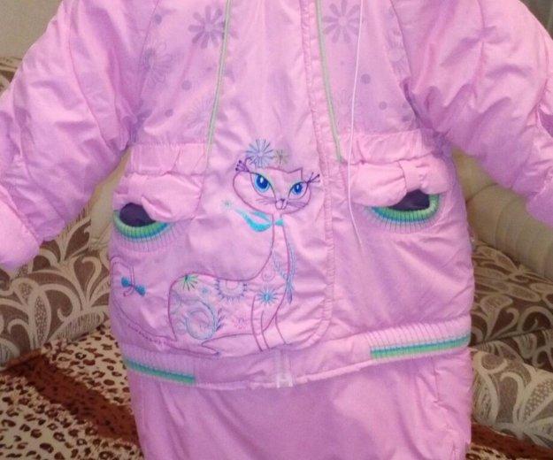 Куртка ovas 3в1 зима от6мес до 2лет. Фото 1. Набережные Челны.