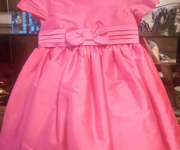Детское бальное платье. Фото 1. Москва.