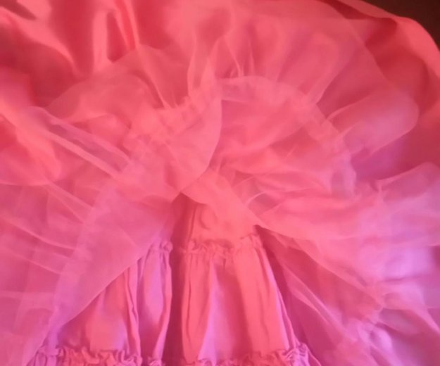 Детское бальное платье. Фото 3. Москва.