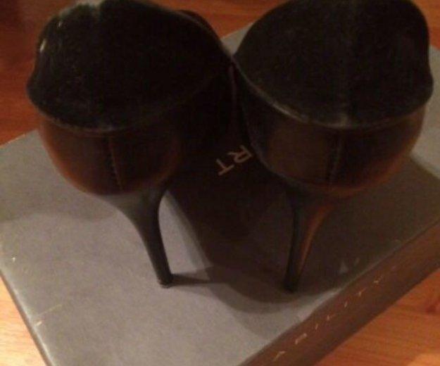 Кожаные туфли immortelle. Фото 3. Санкт-Петербург.