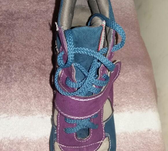 Ботинки женские. Фото 3. Рассвет.