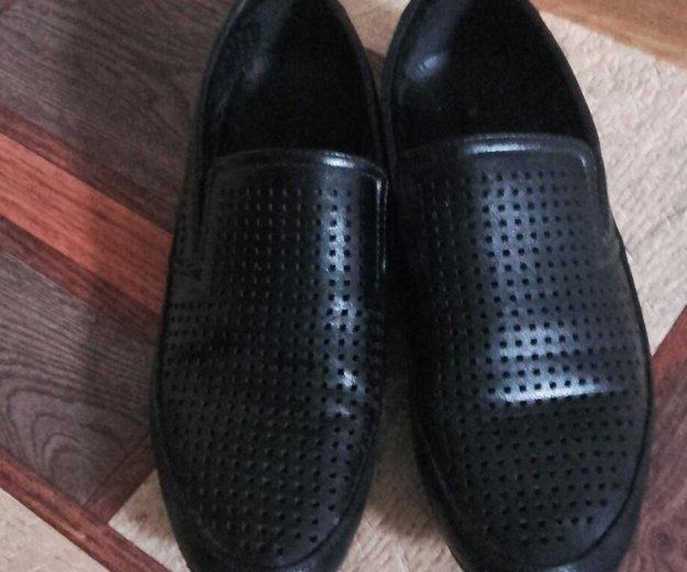 Ботинки на мальчика. Фото 1. Шуя.
