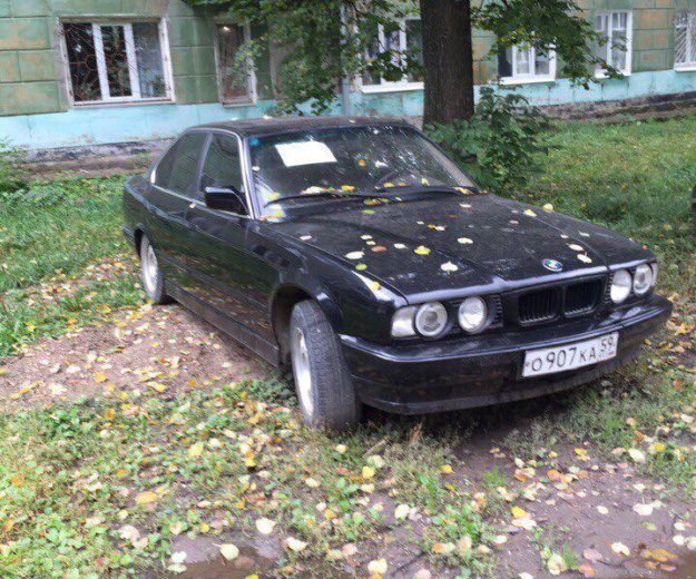 Bmw 5. Фото 1. Пермь.