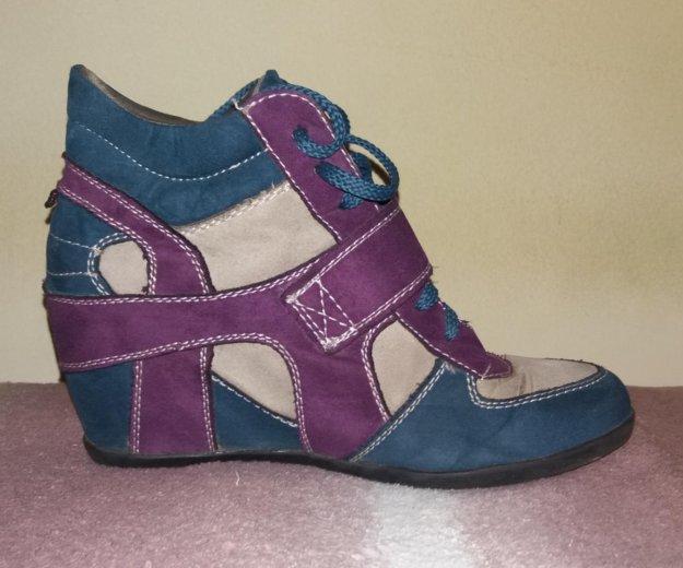 Ботинки женские. Фото 4. Рассвет.