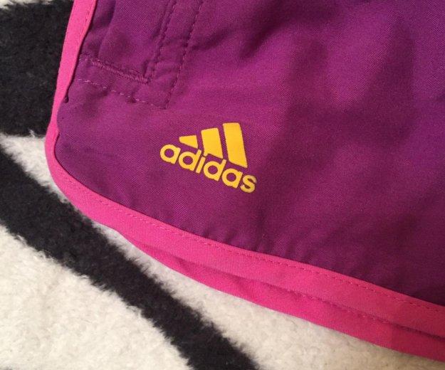 Шорты adidas для девочки. Фото 2.