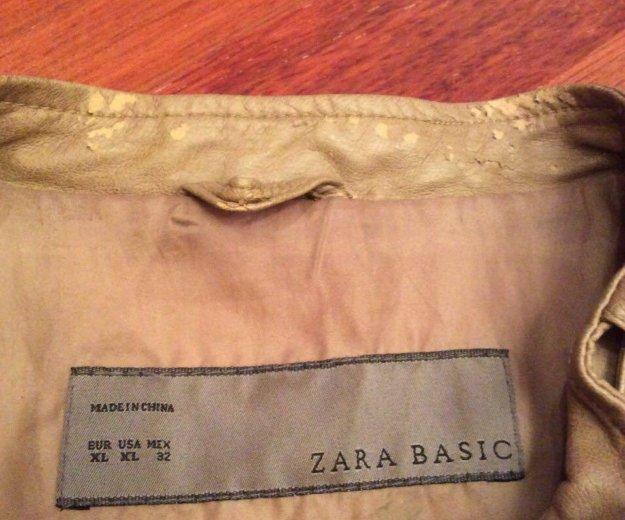 Куртка zara. Фото 2.