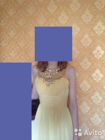 Платье. Фото 3. Москва.