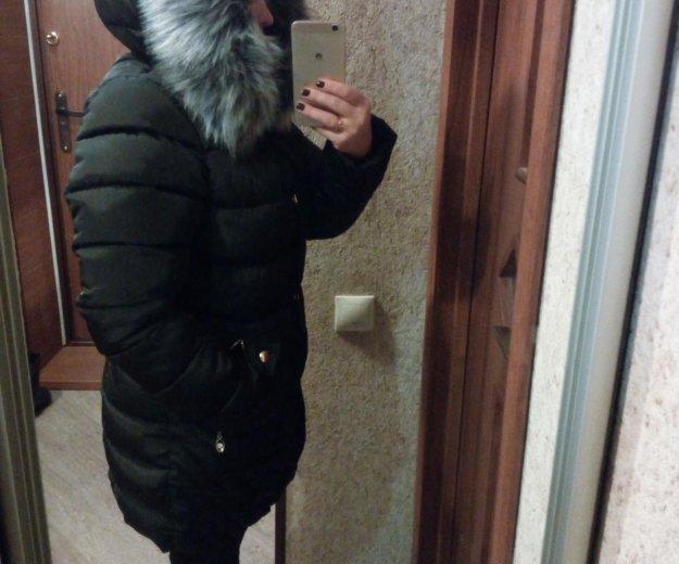 Новая зимняя куртка р-р 46. Фото 3.