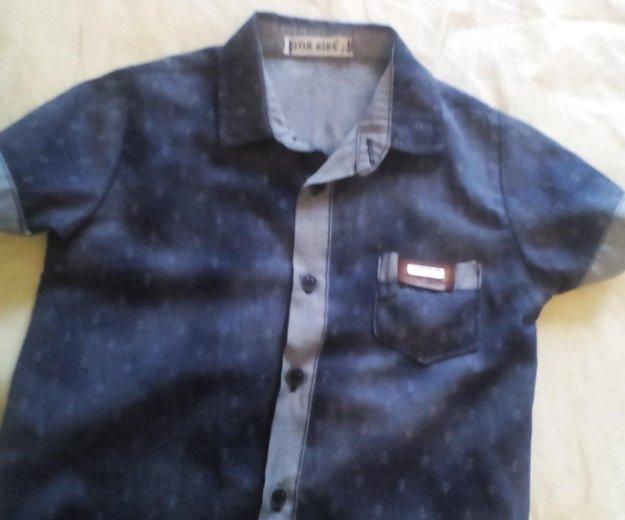 Рубашка новая. Фото 2.