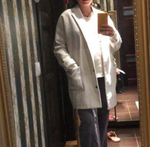 Пальто top shop р.50-52. Фото 1.