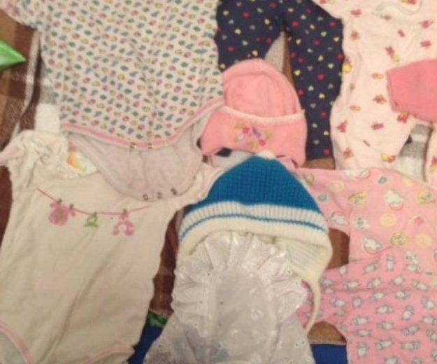 Детские вещи на девочку. Фото 4.