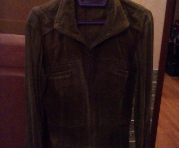 Отдам модную курточку из вельвета. Фото 1.