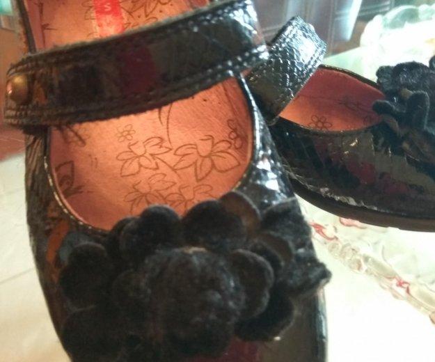 Туфли нарядные испания. Фото 2. Москва.
