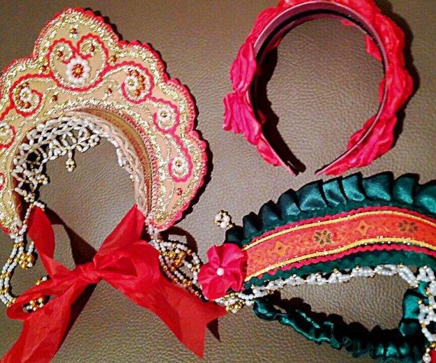 Карнавальные украшения на голову праздничные шляпы. Фото 2. Москва.