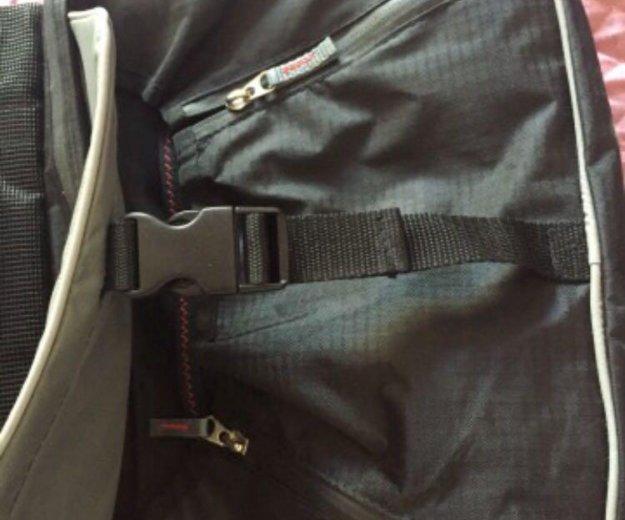 Рюкзак тренировочный для собак. Фото 2. Химки.