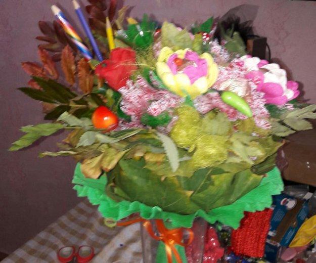 Оригинальные букеты из конфет. Фото 2. Белгород.
