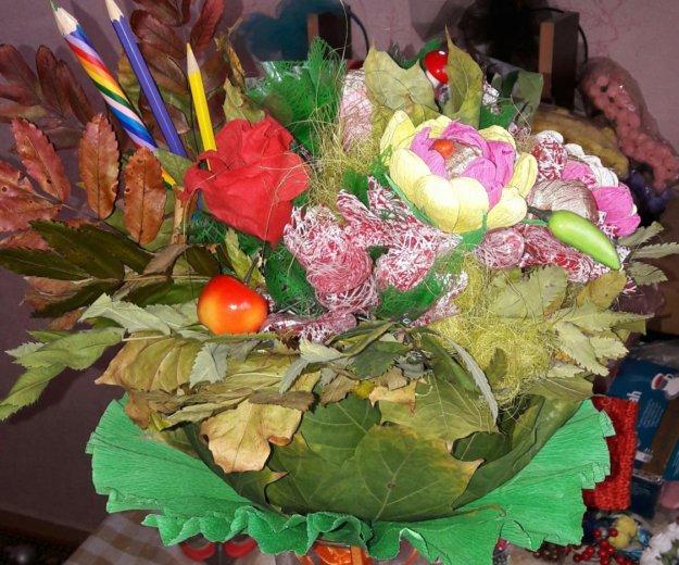 Оригинальные букеты из конфет. Фото 4. Белгород.