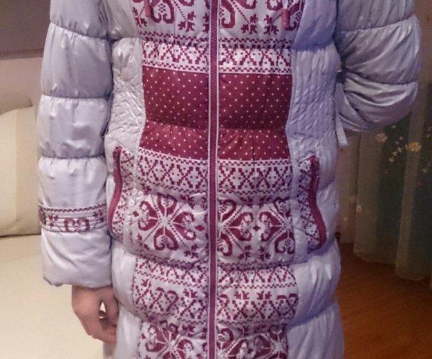 Зимнее пальто (для девочки). Фото 2. Тверь.