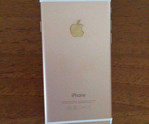 Apple iphone 6 на 128 gb. Фото 1. Тольятти.