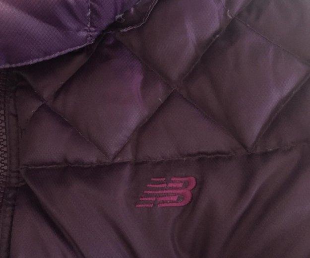 Куртка new balance. Фото 1. Истра.