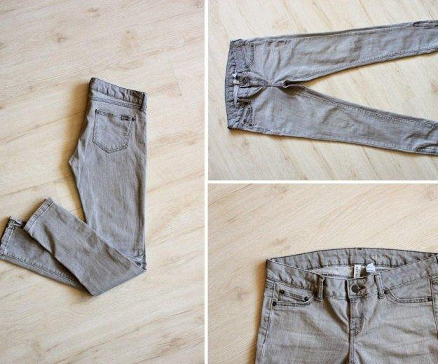 Серые джинсы. Фото 1. Магнитогорск.